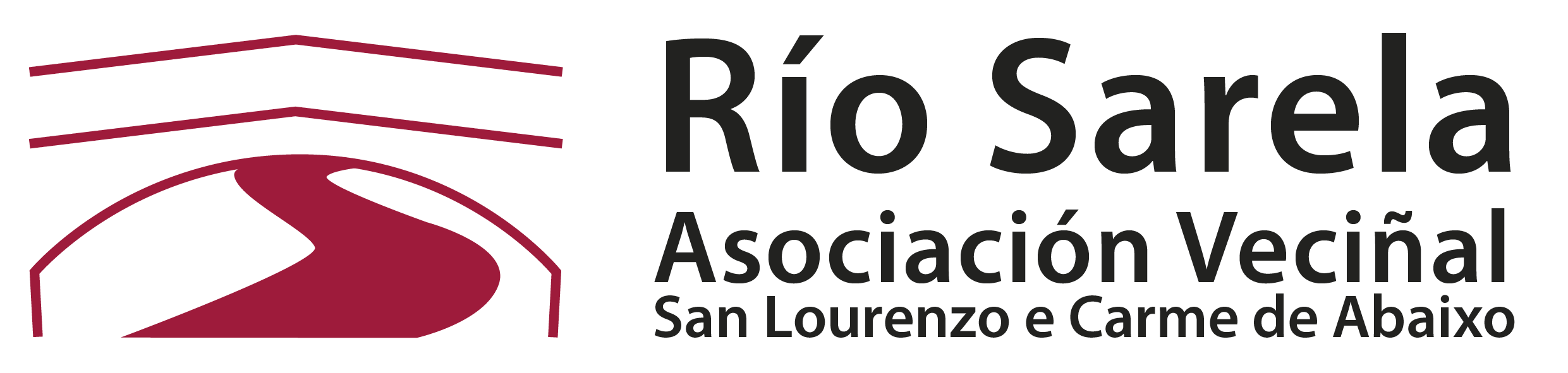 Río Sarela Asociación Veciñal de Santiago de Compostela
